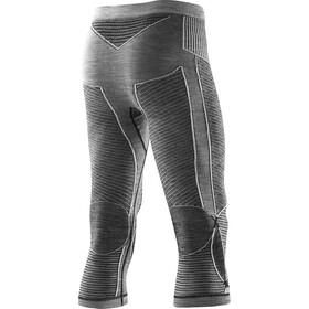 X-Bionic Apani Merino By X-Bionic Fastflow Medium Uw Pants Herren black/grey/ivory